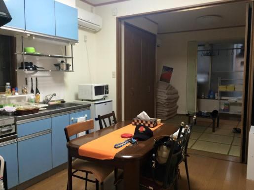 Apartemen Osaka 3