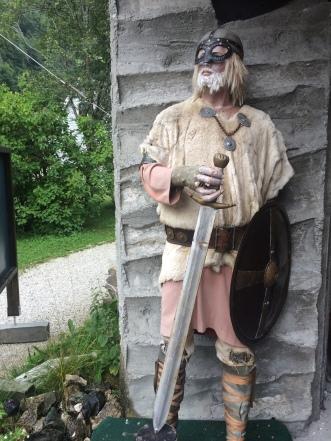 Patung orang Viking