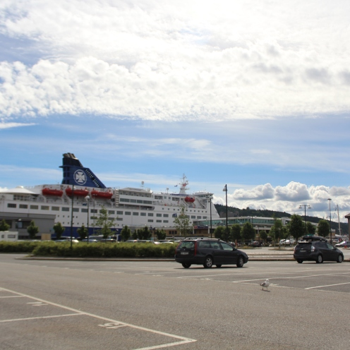 Cruise DFDS Seaways, dari Copenhagen ke Oslo