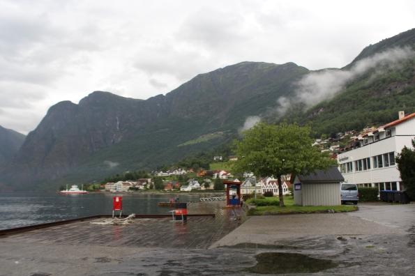 Pelabuhan Aurlandsvangen