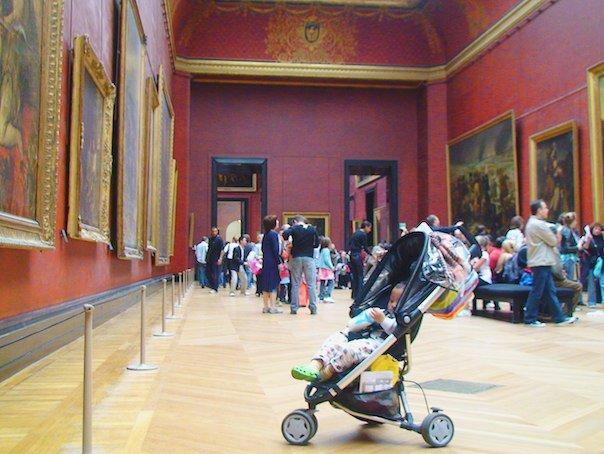 Zola di Museum Louvre