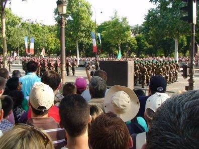 Perayaan Bastille Day setiap 14 Juli