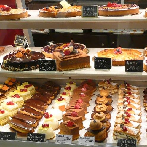 Pilihan patisserie (sumber foto : www.painrisien.com