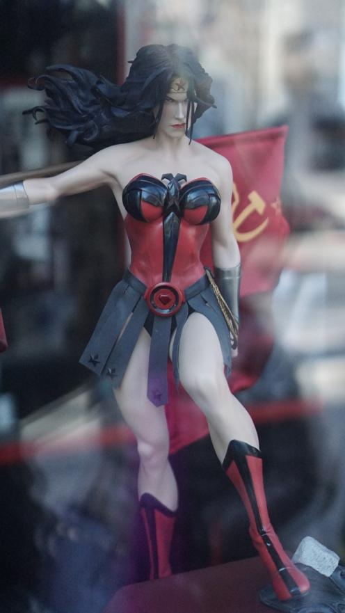 Wonder Woman red son