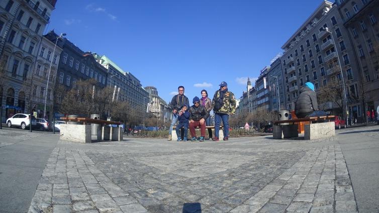 Wancelas Square kini