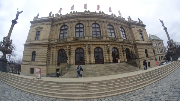 Rudolfinum / Czech Philharmonic