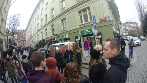 Pemukiman Yahudi, Praha