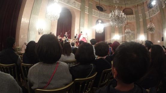 Konser musik di Wina