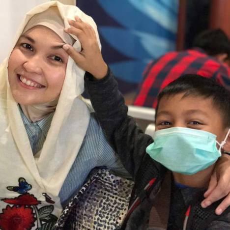 Berangkat Umroh Juni - Juli 2017, di Airport Soekarno Hatta