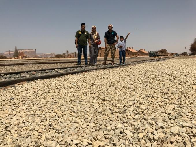 Hejaz Railway di Al Ula