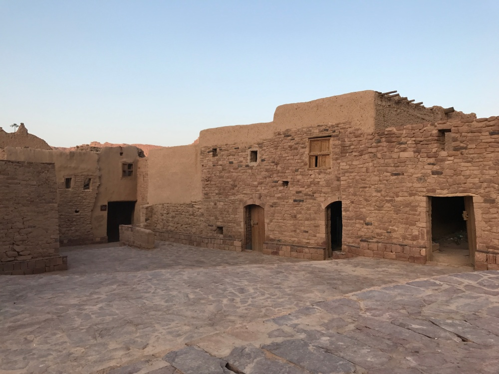Al Ula Old Town City, Saudia Arabia