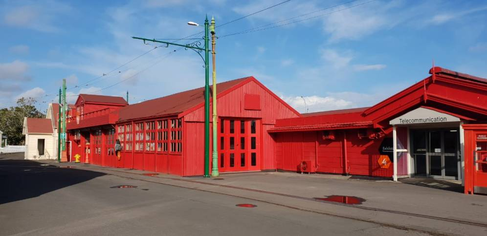 MOTAT, Museum of Transport and Technology