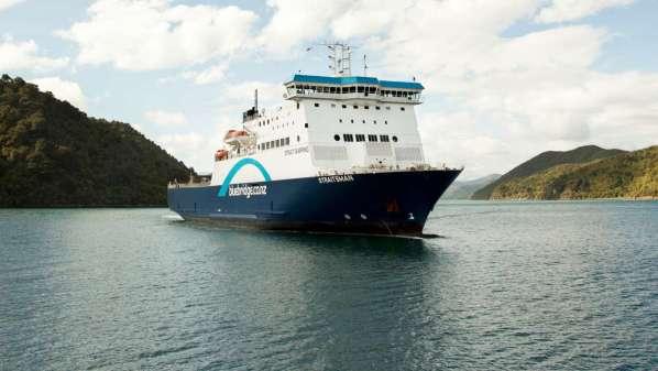 Bluebridge Ferry