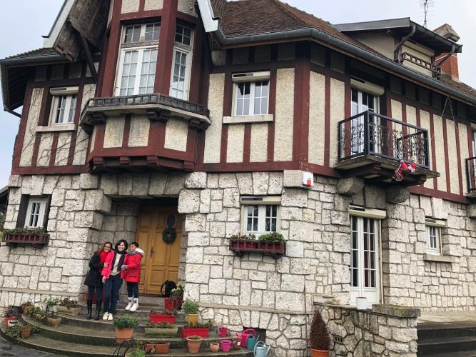 Kastil La Rochette