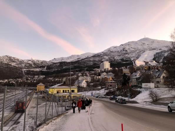 Narvik station