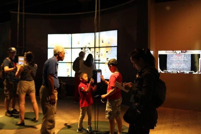Vasa Museum cukup interaktif, menarik untuk anak-anak