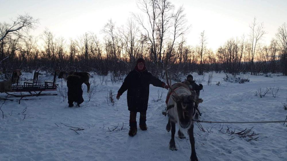 Ravttas Sami Village