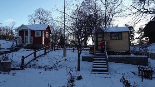 Rumah-rumah Scandinavia masa lalu