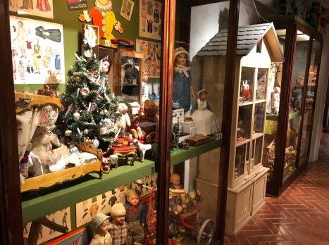 Toys Museum in Suomenlinna Island, Helsinki, Finland