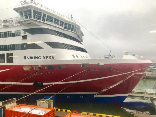 Viking Line Ship