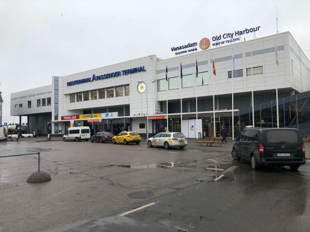 Pelabuhan Tallinn Vanasadam