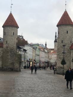 Gerbang Old Town