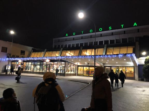 Terminal Bus Riga
