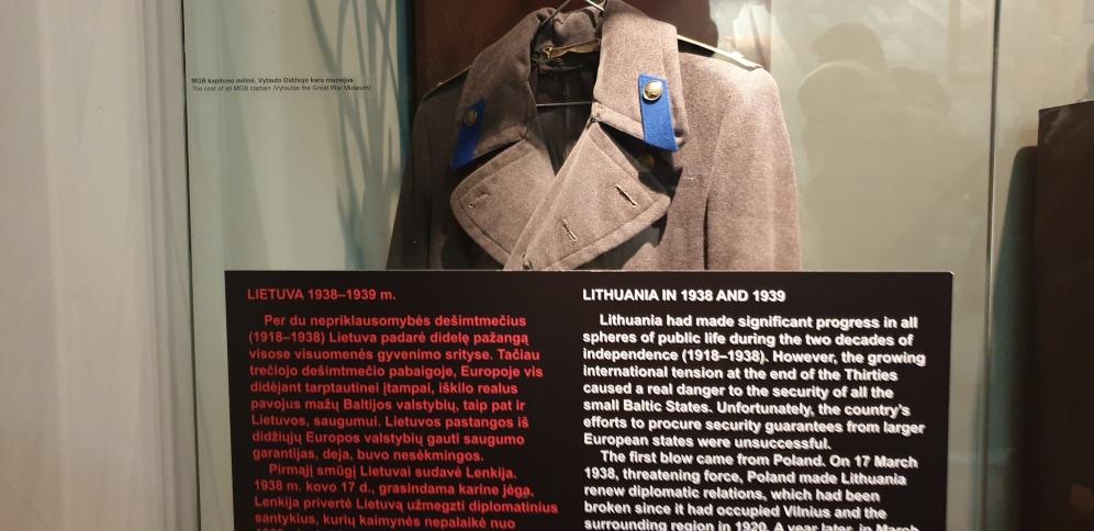 Sejarah perang Lithuania