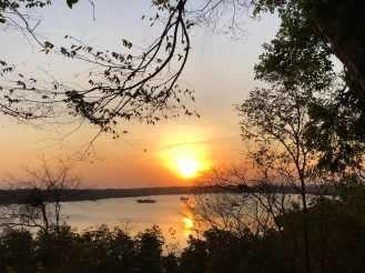 Sunrise at West Bali National Park
